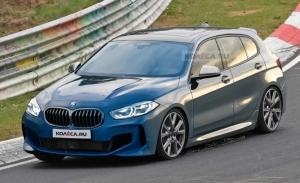 Así será el aspecto final del nuevo BMW M135i xDrive 2020
