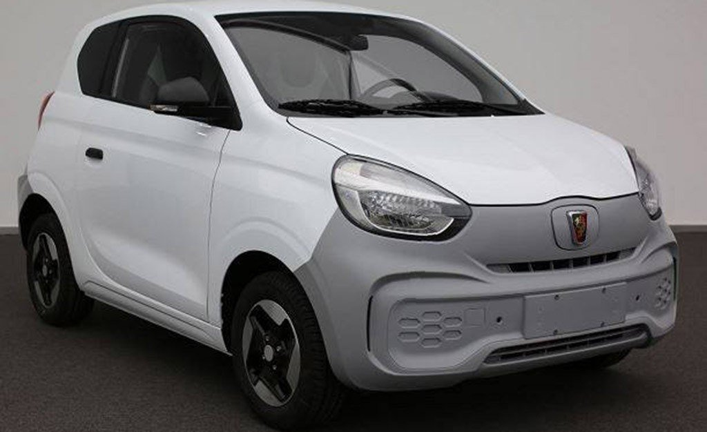 Roewe Clever, emerge en China una nueva alternativa al Smart ForTwo eléctrico