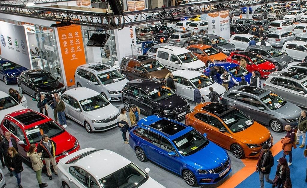 Das WeltAuto en el Salón del Vehículo de Ocasión y Seminuevo de Madrid 2019