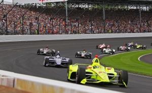 Simon Pagenaud recupera la Indy 500 para Francia 99 años después