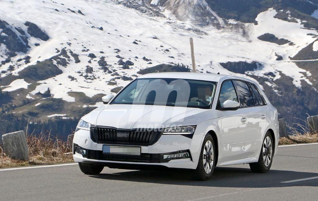 2020 Škoda Octavia IV 16