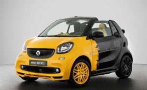 Smart se despide de la gasolina con la edición limitada Final Collector's Edition