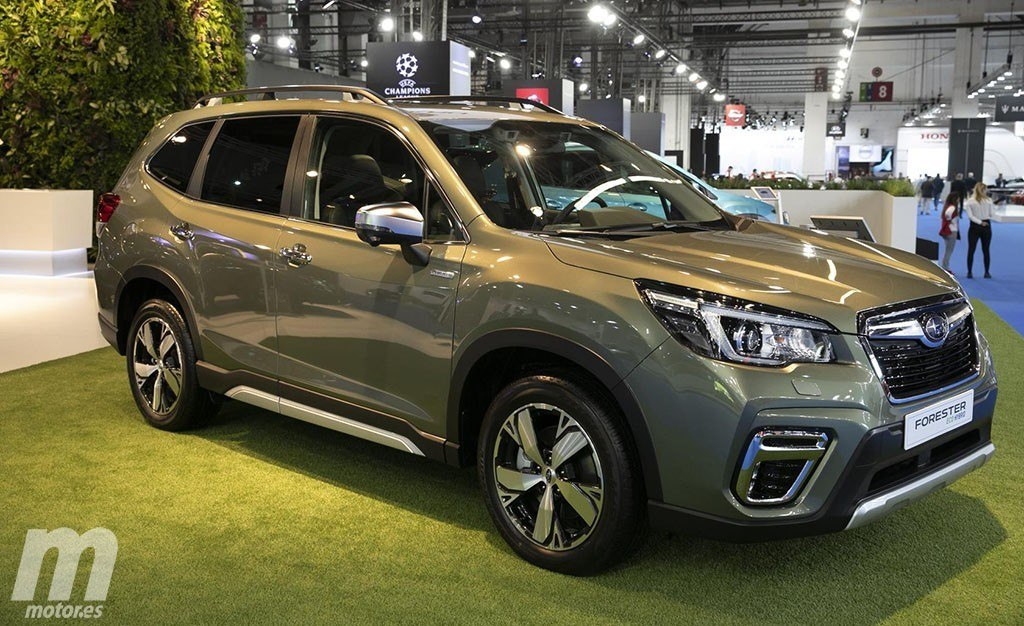 El nuevo Subaru Forester irrumpe en España cargado de novedades