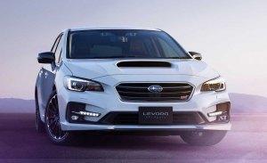 Subaru Levorg STI Sport Black Selection, deportividad sin compromiso