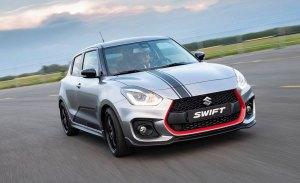 Suzuki Swift Sport Katana, solo 30 unidades para el mercado holandés