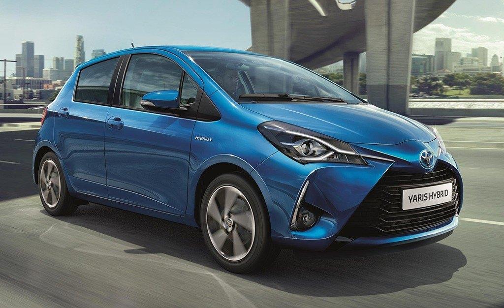 La gama del Toyota Yaris estrena Apple CarPlay y Android Auto