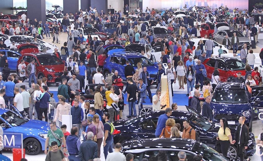Las ventas de coches de ocasión caen un 3,5% en abril de 2019