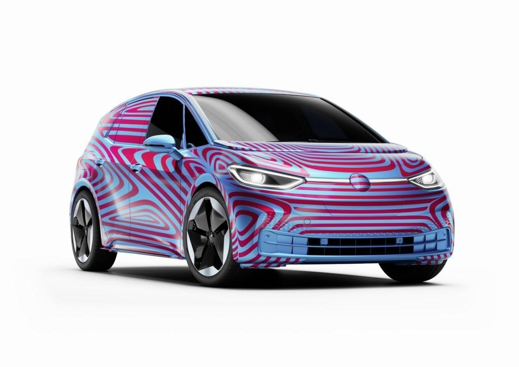 Volkswagen inaugura el lanzamiento comercial de su primer eléctrico, el ID.3 First Edition