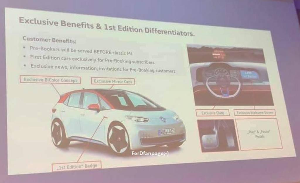 El nuevo Volkswagen ID.3 al descubierto en esta filtración