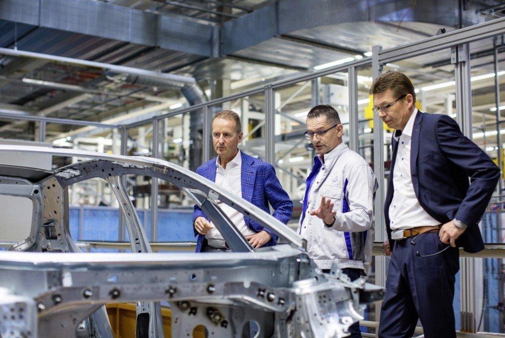 Volkswagen fabrica más de 200 prototipos de pre-producción del nuevo eléctrico ID.3