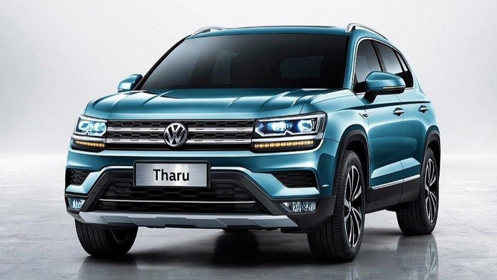 Oficial: el Volkswagen Tarek 2021 llegará al mercado norteamericano