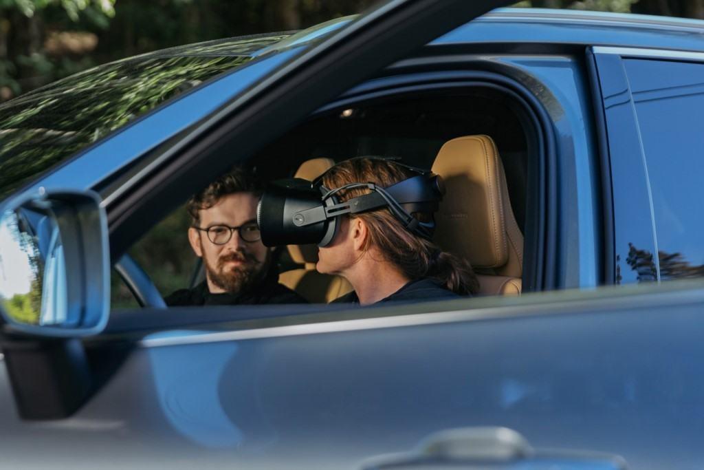 Volvo utilizará la tecnología de realidad mixta en el desarrollo de prototipos