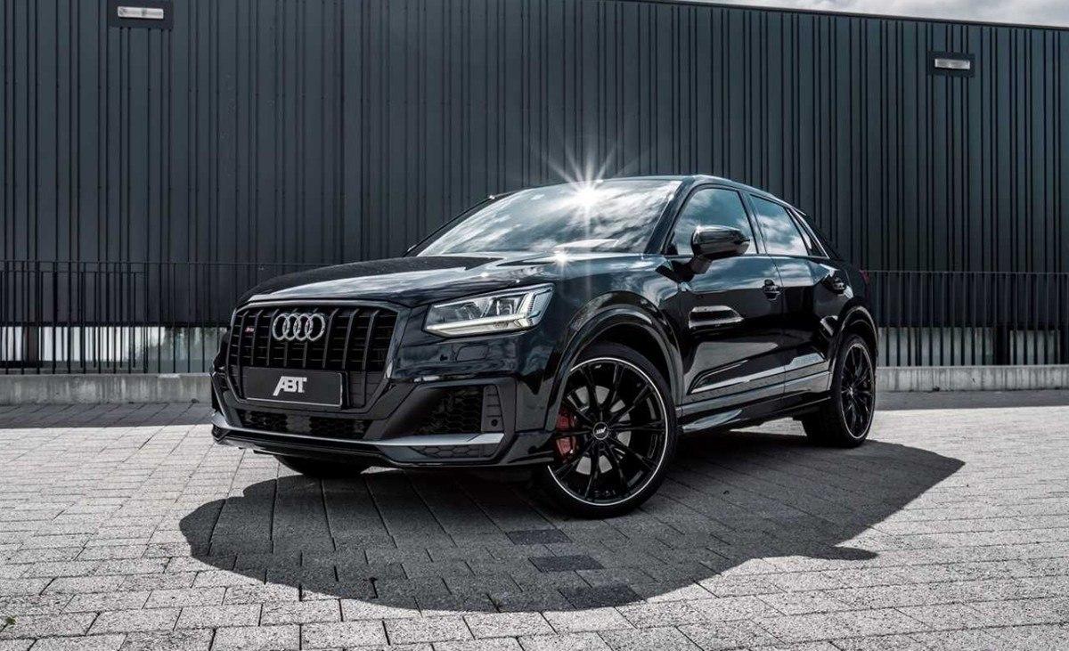 ABT Sportsline radicaliza al nuevo Audi SQ2