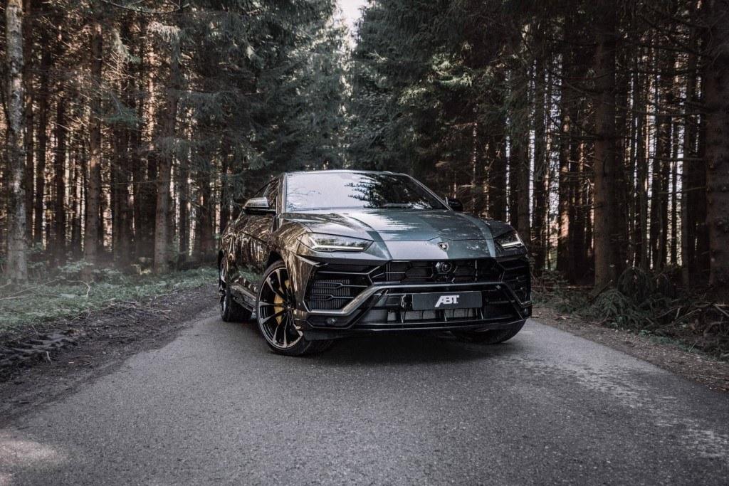 El preparador ABT Sportsline pone sus manos sobre el Lamborghini Urus