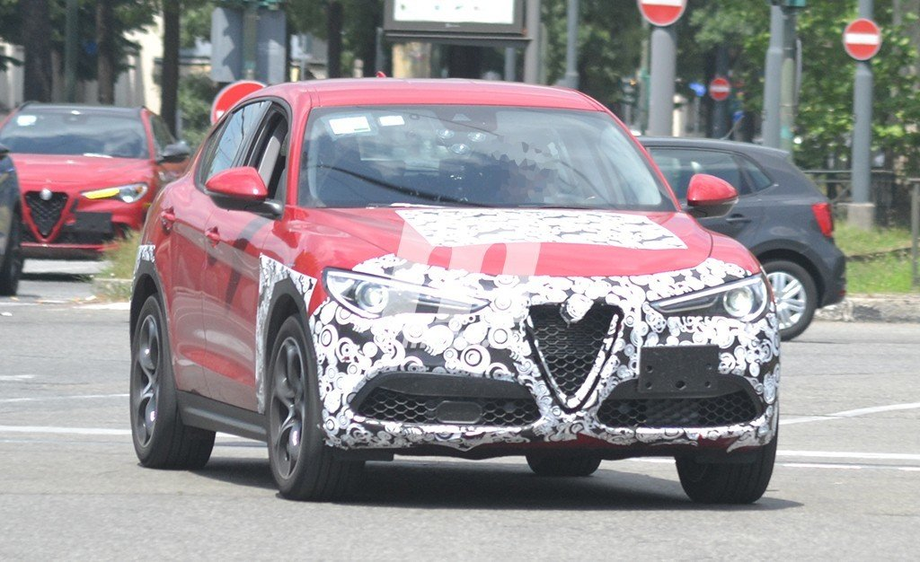 2020 Alfa Romeo Stelvio Facelift 15