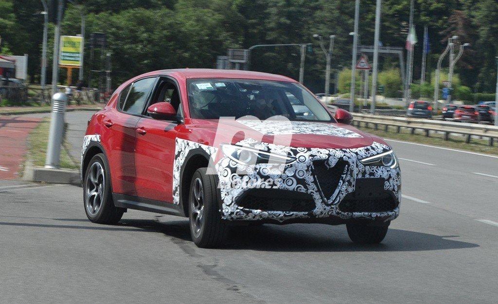 2020 Alfa Romeo Stelvio Facelift 16
