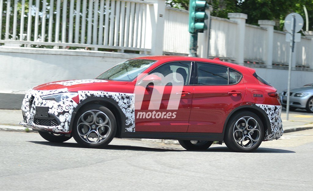 2020 Alfa Romeo Stelvio Facelift 18