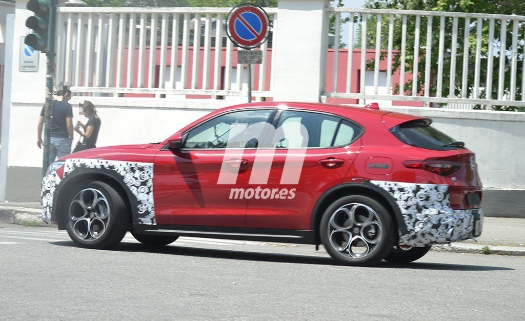 2020 Alfa Romeo Stelvio Facelift 20