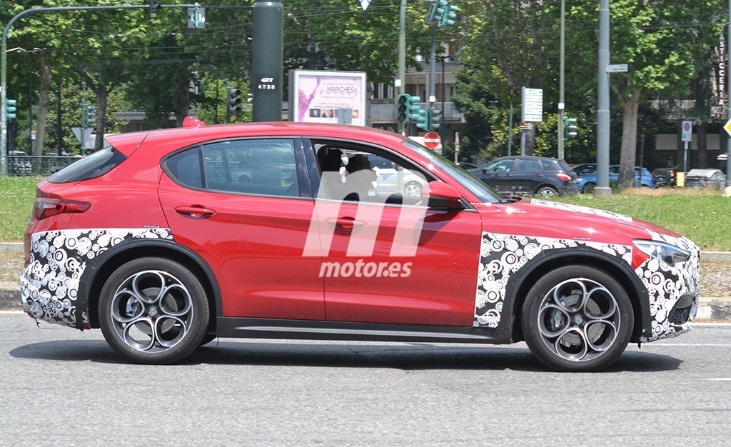 2020 Alfa Romeo Stelvio Facelift 21
