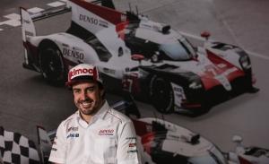 """Alonso: """"Me gusta el concepto hypercar y su reglamento"""""""