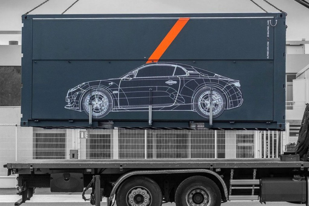 Alpine anuncia nueva versión ¿Nuevo Alpine A110 GT4 de 300 CV?
