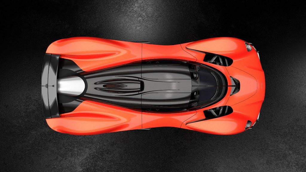 El Aston Martin Valkyrie intentará batir el récord de Nürburgring