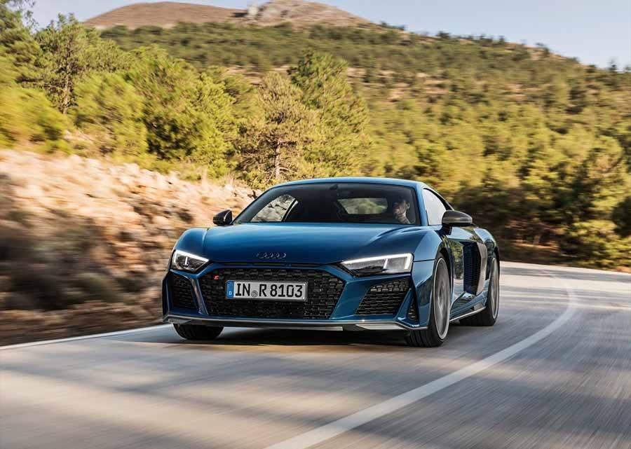 Audi Sport no descarta que el nuevo Audi R8 utilice un motor V10