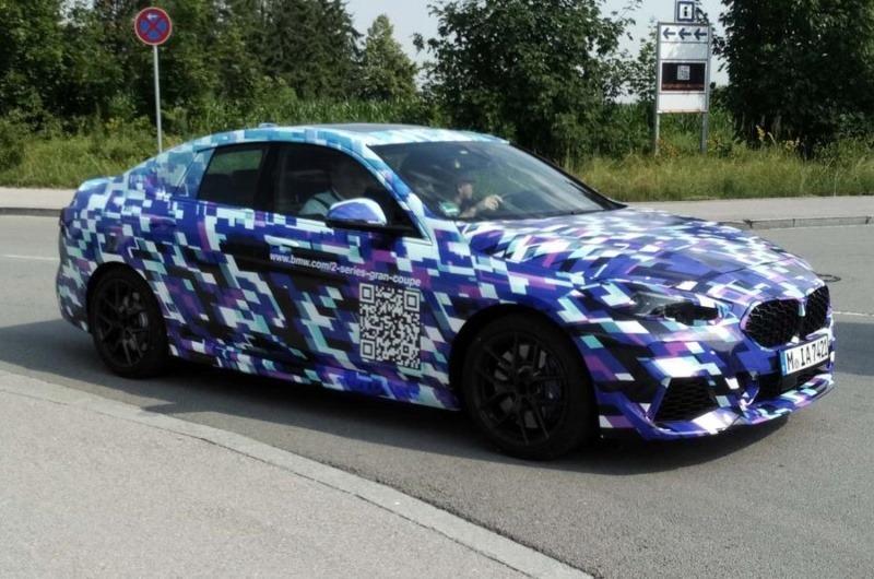 BMW avanza el debut mundial del nuevo Serie 2 Gran Coupé