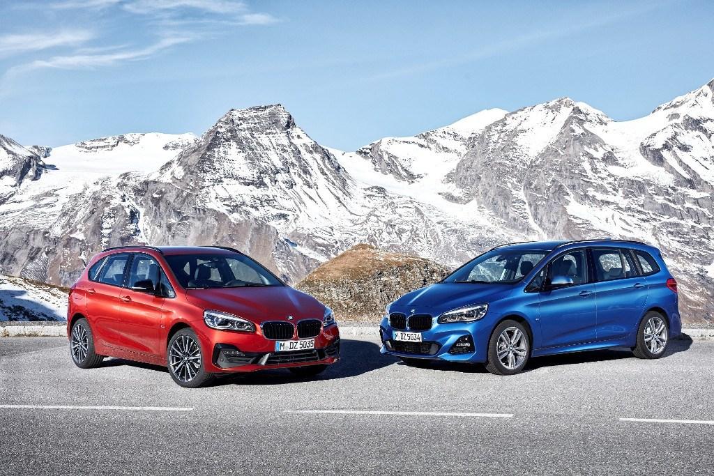 BMW confirma la eliminación de los Serie 2 Active Tourer y Gran Tourer