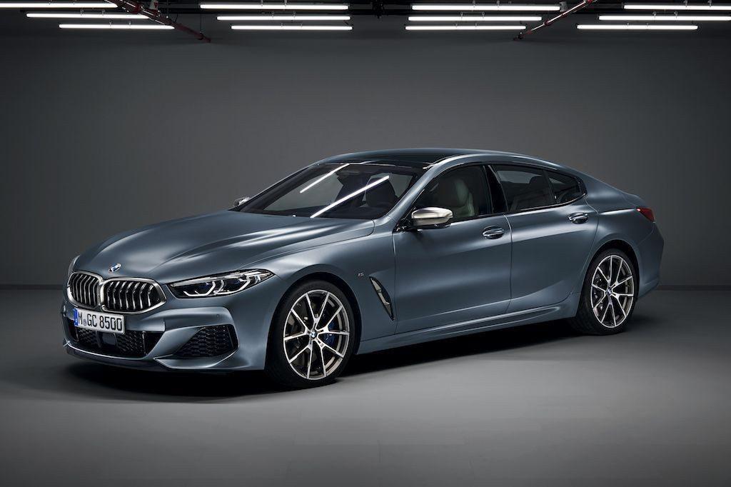 El nuevo BMW Serie 8 Gran Coupé filtrado al completo