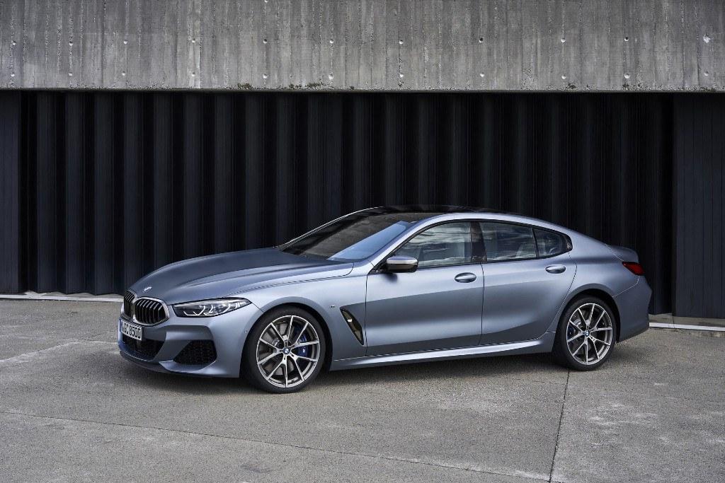BMW presenta oficialmente el Serie 8 Gran Coupé con 4 puertas y 530 CV