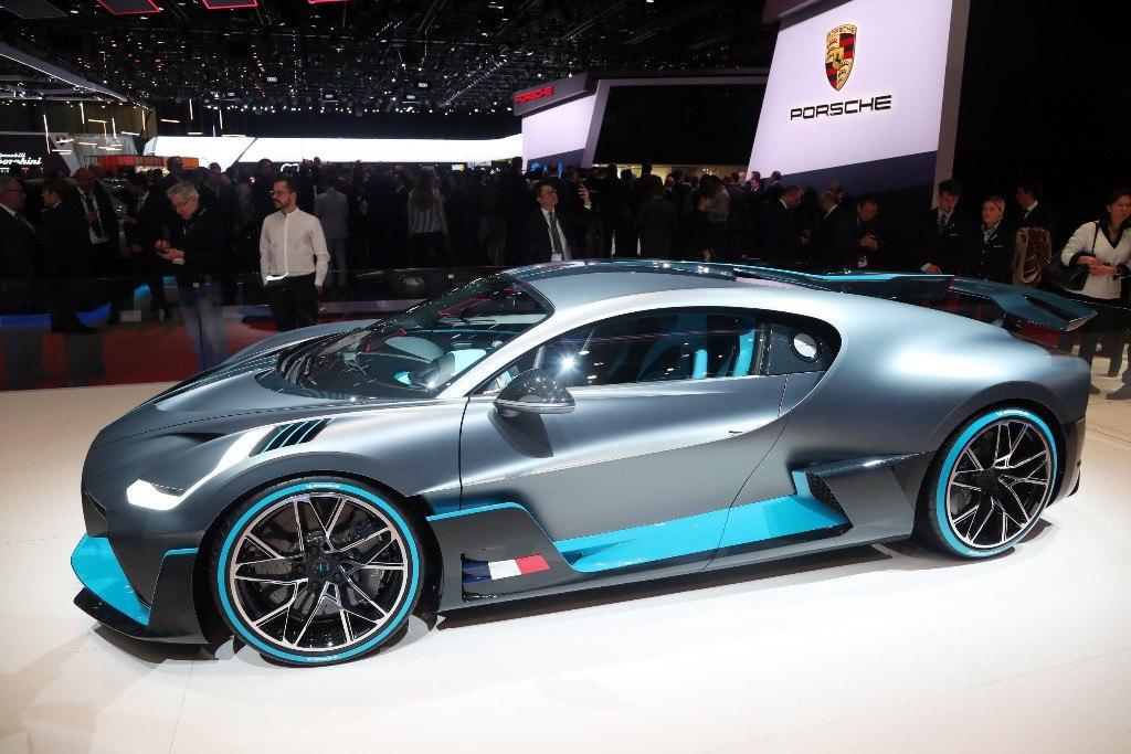 Bugatti prepara un nuevo modelo especial para Pebble Beach