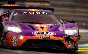 Le Mans cambia de ganador en LMGTE-Am por la exclusión del Ford #85