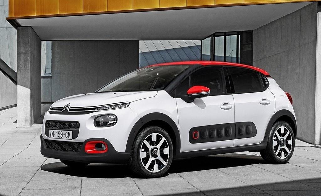 La tercera generación del Citroën C3 alcanza las 600.000 unidades vendidas