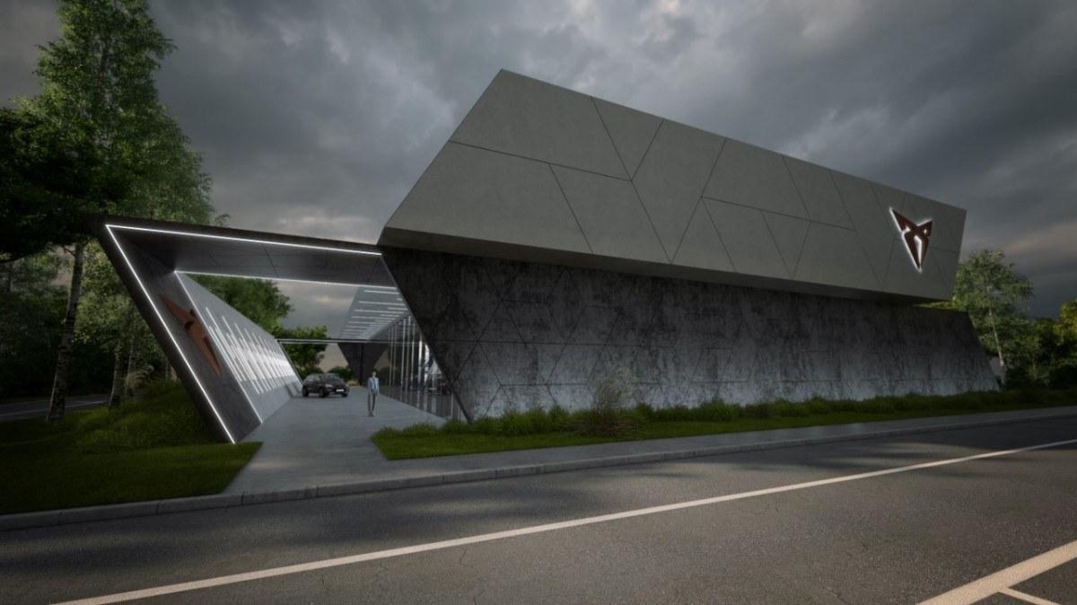 CUPRA estrenará una sede propia en los primeros meses de 2020