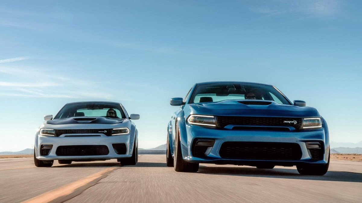 Nuevos Dodge Charger SRT Hellcat Widebody y Charger Scat Pack Widebody