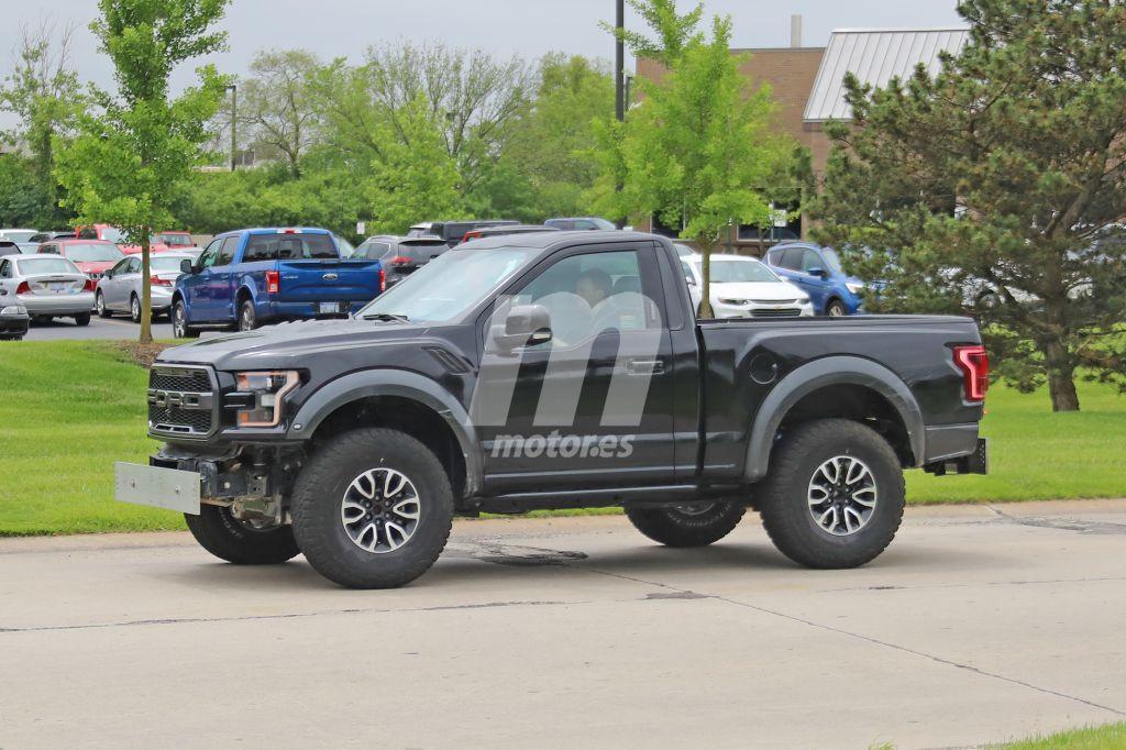 Esta estrafalaria mula de pruebas solo puede ser del futuro Ford Bronco