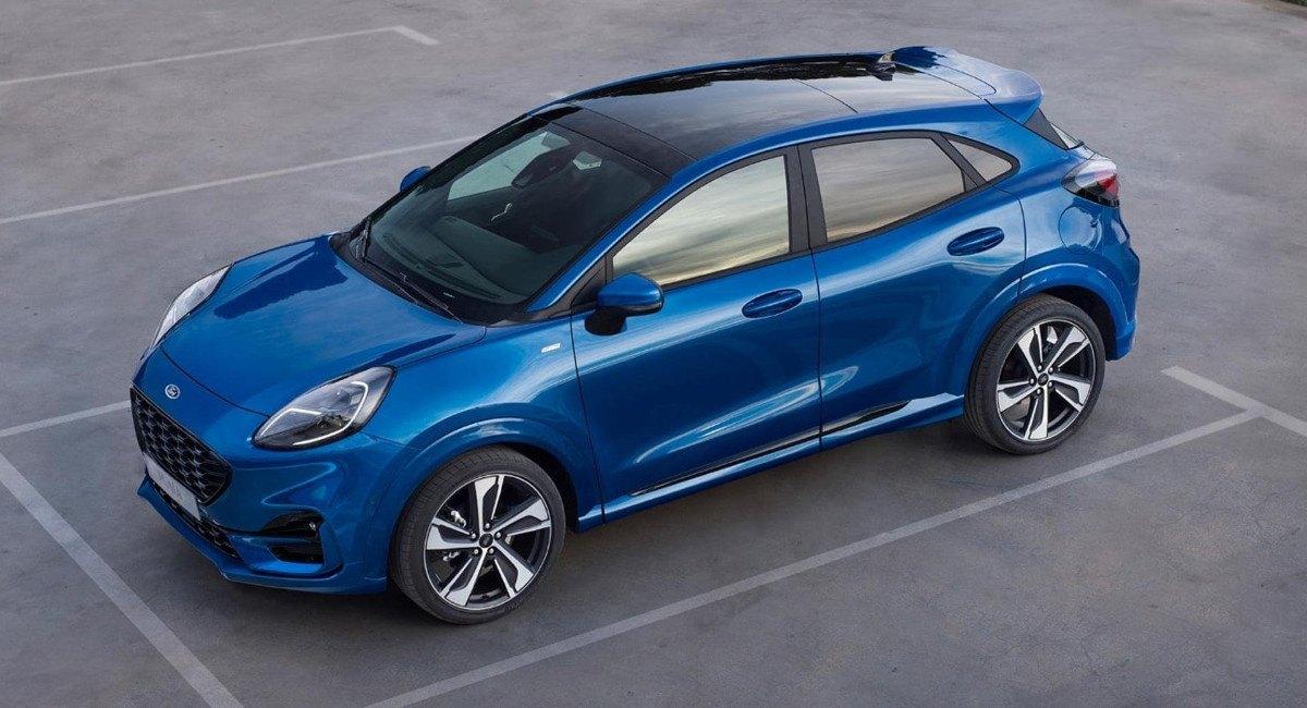 El nuevo Ford Puma es un deportivo crossover con toneladas de tecnología