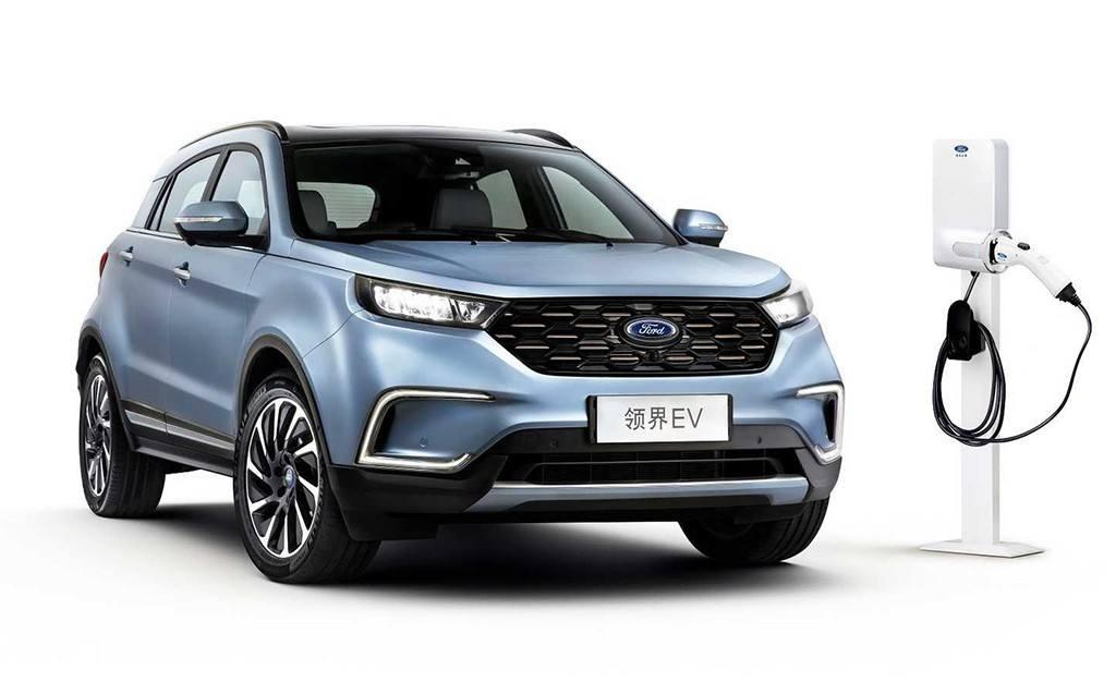 Ford Territory EV, un SUV eléctrico destinado a China