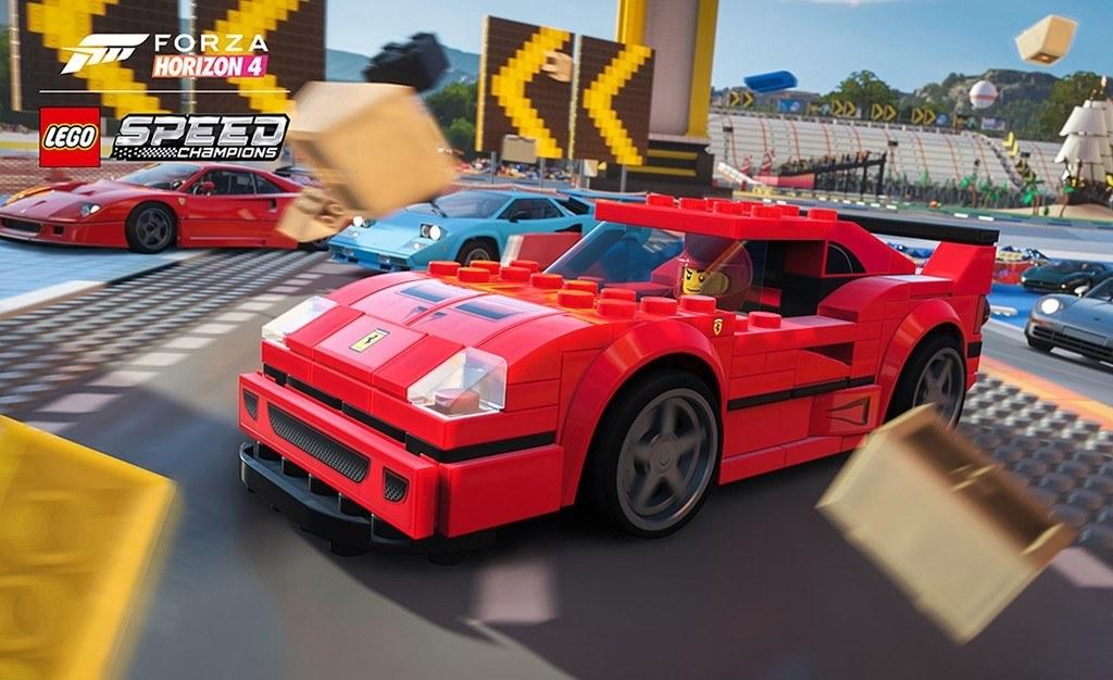 Resultado de imagen de LEGO Speed Champions foRZA