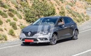 ¿Un Renault Mégane RS híbrido enchufable? Renault Sport ya trabaja en ello