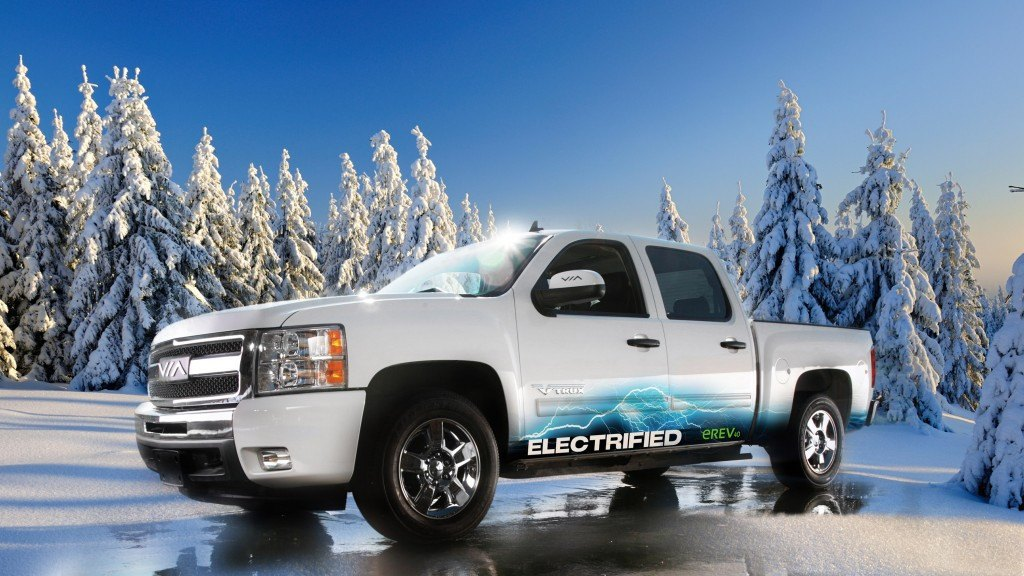 General Motors confirma que ya está desarrollando su pick-up eléctrico