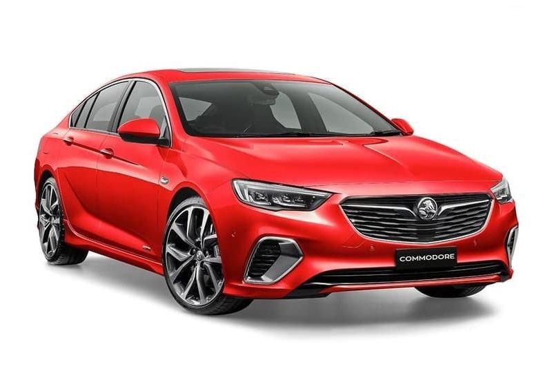 La gama del Holden Commodore será recortada con la próxima actualización