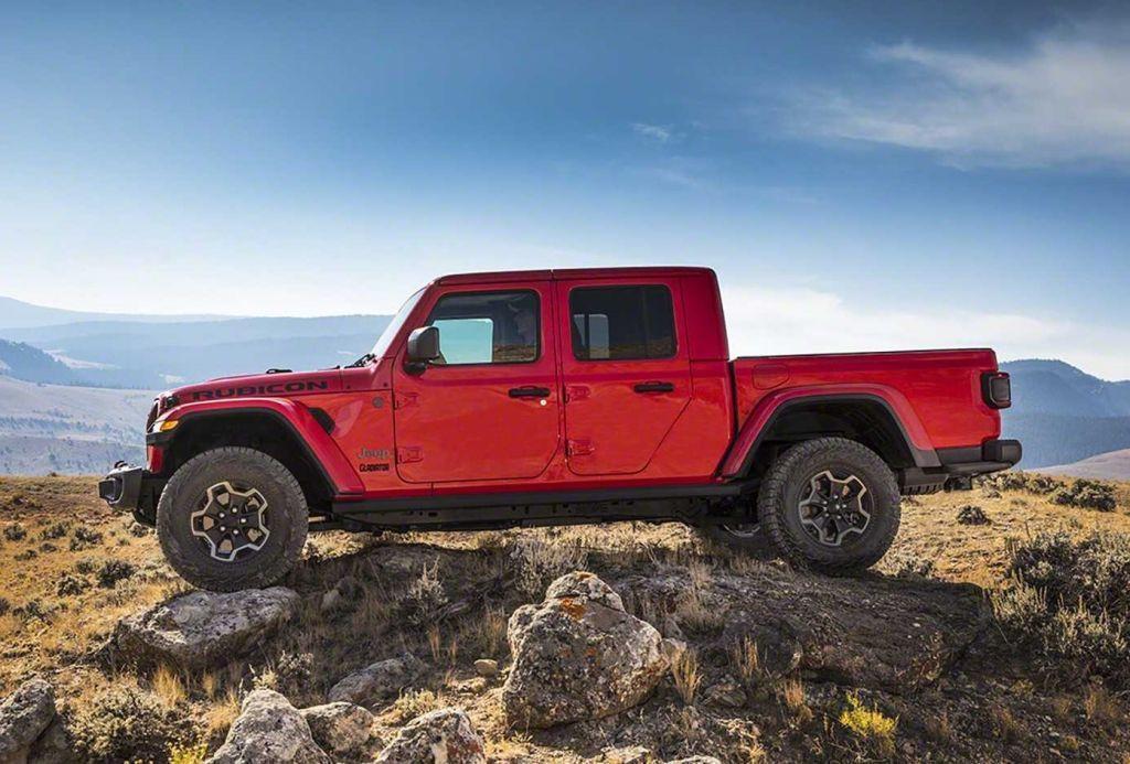 El valor medio de cada Jeep Gladiator vendido supera por mucho el del segmento