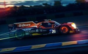 Job Van Uitert debutará en Le Mans con G-Drive Racing