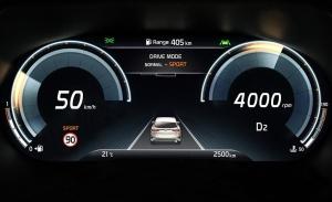 El nuevo Kia XCeed estrenará un cuadro de instrumentos digital