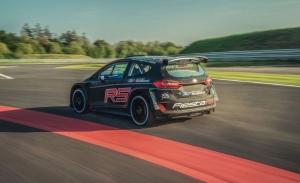 M-Sport comienza el 'reparto' de los nuevo Ford Fiesta R5