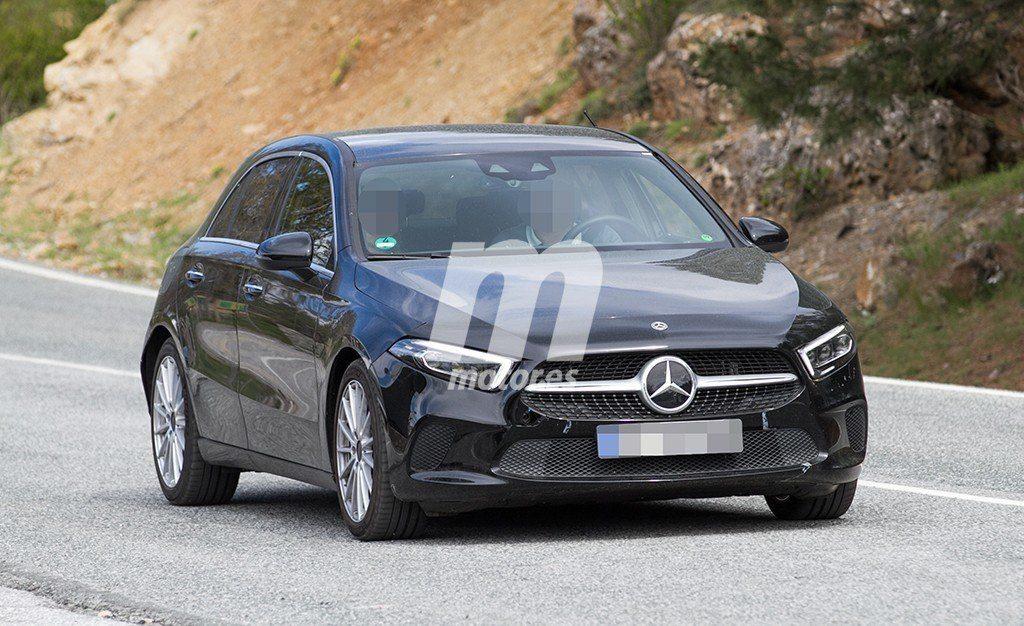 El Mercedes A 250 e, la versión híbrida enchufable, llegará al mercado en 2020