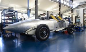 Mercedes presentará en Goodwood una de las flechas de plata originales