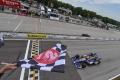 Alexander Rossi da un clínic en Road America y gana por medio minuto